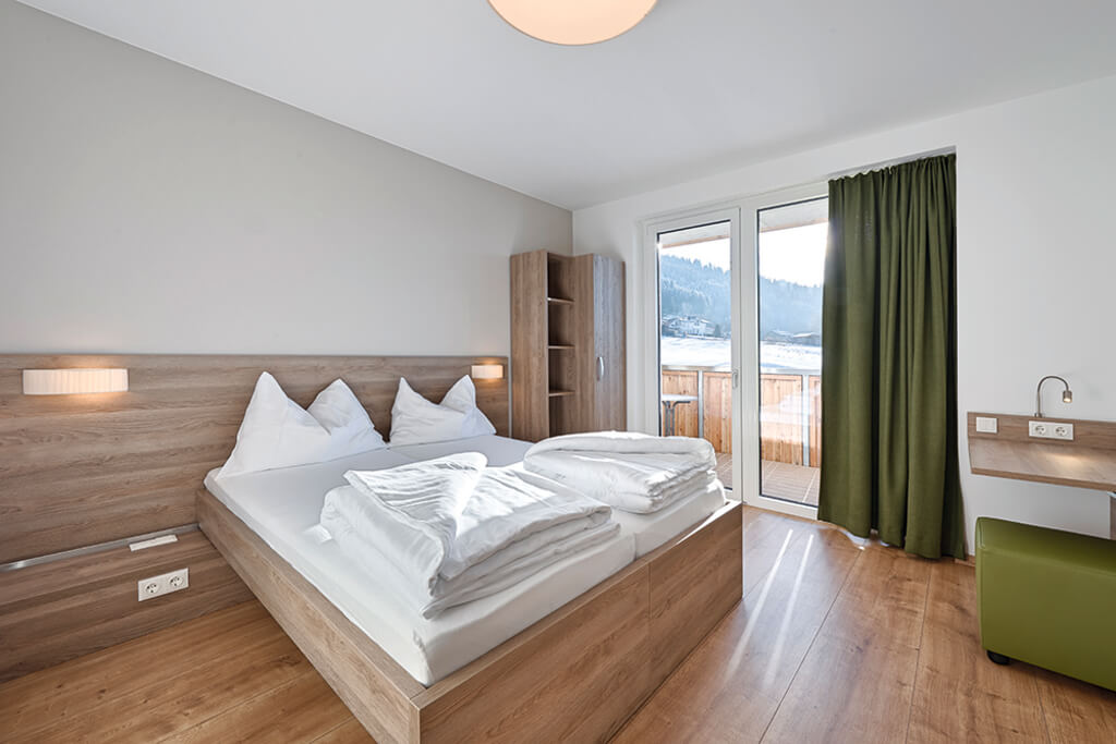 Hotels in wooden