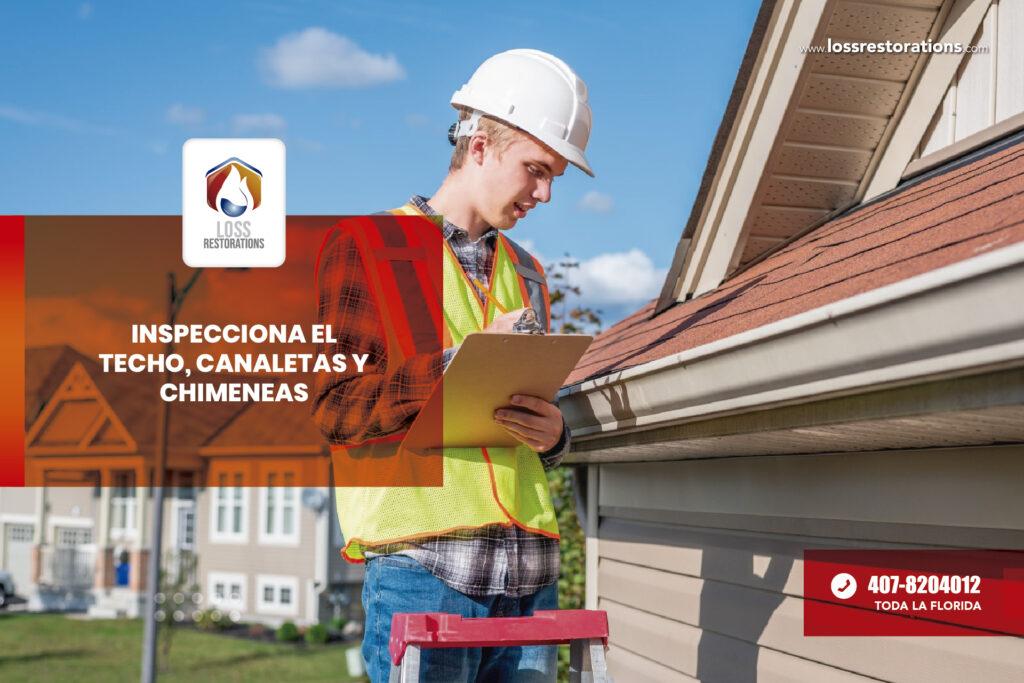 Consejos para proteger tu vivienda de fuertes lluvias y tormentas