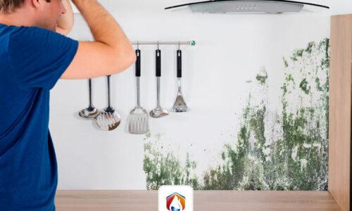 Cómo evitar la humedad en las áreas de la cocina
