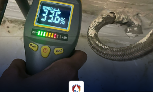 Cómo medir los porcentajes de humedad en una vivienda