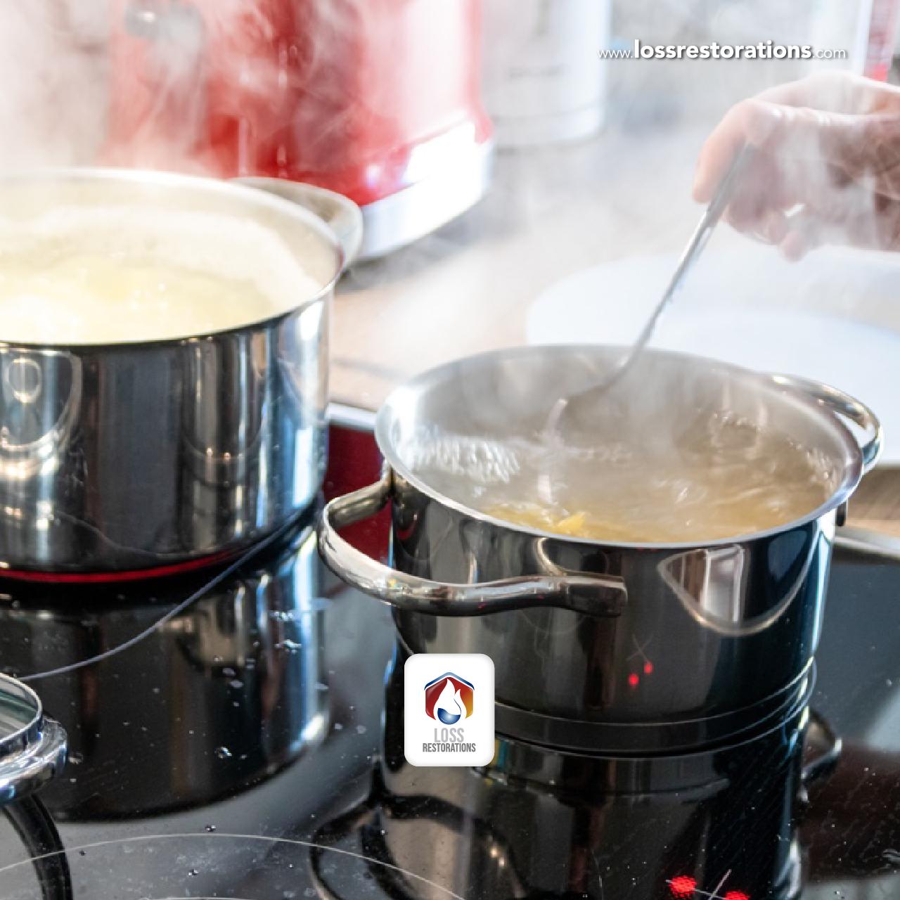 Cómo evitar los altos niveles de humedad en la cocina